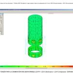 Refuerzo Torre H3-T2 en PETRONOR para recarga de soldadura en diferentes niveles