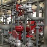 Cálculos de stress de tuberías y cálculos mecánicos de estructura SKID HOSP TR