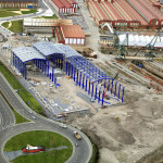 Máquinas de producción, tratamiento térmico e inspección en nueva fábrica de Sestao