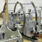 Robot para inspección por ultrasonidos